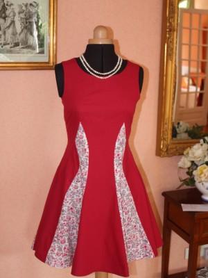 robe de soirée 3 trous
