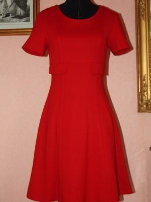 robe taille haute