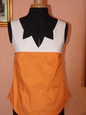 blouse Datura 1