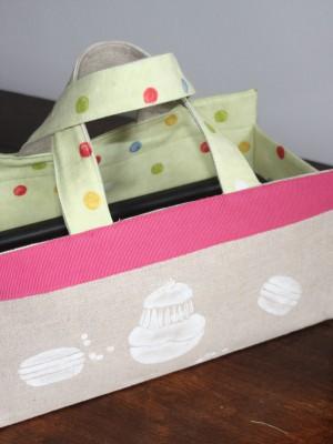 sac à cake